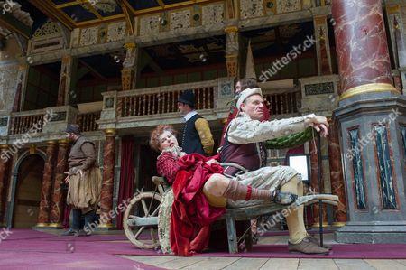 Editorial image of 'Measure for Measure' play, Shakespeare's Globe, London, Britain - 27 Jun 2015