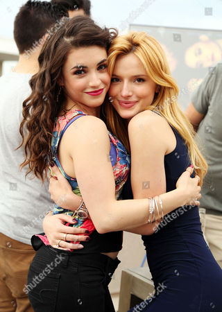 Stock Picture of Daniella Bobadilla, Bella Thorne