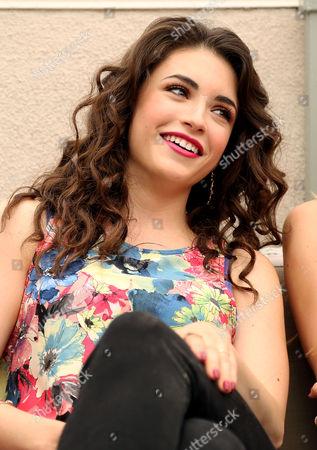 Stock Picture of Daniela Bobadilla