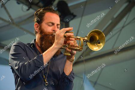 Avishai Cohen Trio - Avishai Cohen (Trumpet)