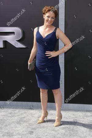 Editorial photo of 'Terminator Genisys' film premiere, Los Angeles, America - 28 Jun 2015