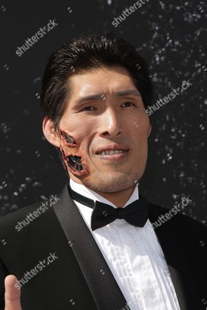 Stock Photo of Shinichi Shinohara