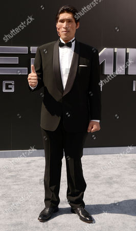 Stock Image of Shinichi Shinohara