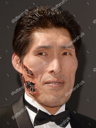 Editorial picture of 'Terminator Genisys' film premiere, Los Angeles, America - 28 Jun 2015
