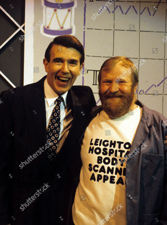 Leslie Crowther and Michael Bostock [Roger Whittaker]