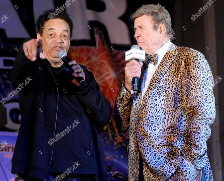 Gary US Bonds and Bruce Morrow