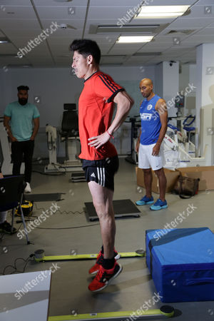 Editorial image of QPR Pre Season Testing, Allianz Park, London, United Kingdom - 29 Jun 2015