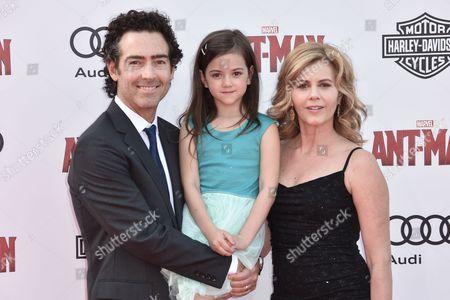 Editorial photo of 'Ant-Man' film premiere, Los Angeles, America - 29 Jun 2015