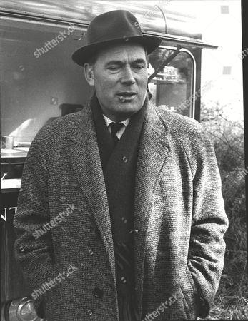 Det. Chief. Supt. Ernest Barkway Chief Of Essex C.i.d. Kim Roberts Murder Case. *date Unknown* Box 0589 180615 00250a.jpg.