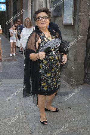Stock Picture of Elena Benaroch