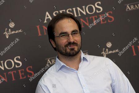 Stock Image of Gonzalo Bendala