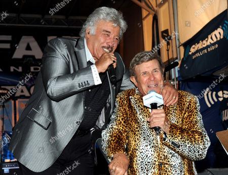 Tony Orlando and Bruce Morrow