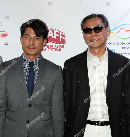 Editorial picture of 'Hong Kong Panorama' press conference, New York Asian Film Film Festival, America - 26 Jun 2015