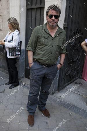 Stock Picture of Enrique Urbizu