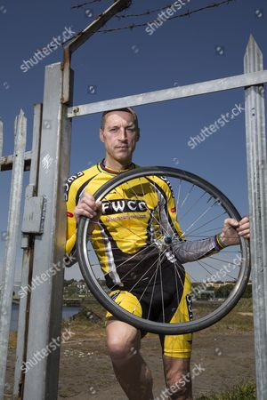 Editorial image of Graeme Obree in Glasgow, Scotland, Britain - 11 Jun 2015