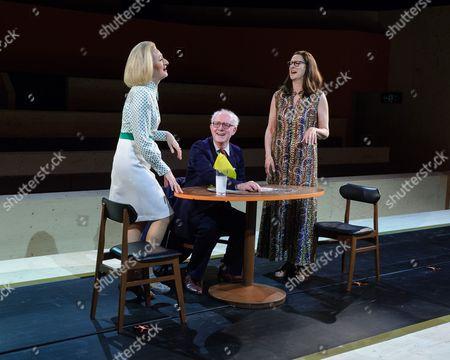 Sian Thomas (Mrs Grace), Steven Beard (Uncle Albert), Suzy King