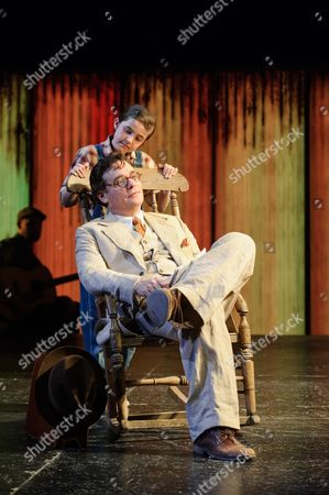 Stock Picture of Ava Potter (Scout), Robert Sean Leonard (Atticus)