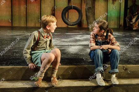 Connor Brundish (Dill), Ava Potter (Scout)