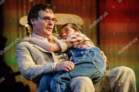 Robert Sean Leonard (Atticus), Ava Potter (Scout)