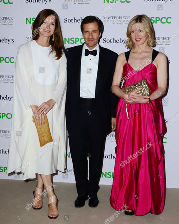 Rose Uniacke, David Heyman, Lady Helen Taylor