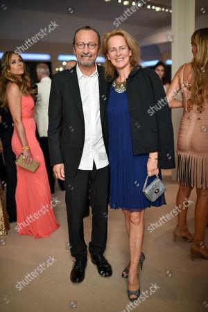 Paolo Roversi and Laetitia Firmin-Didot
