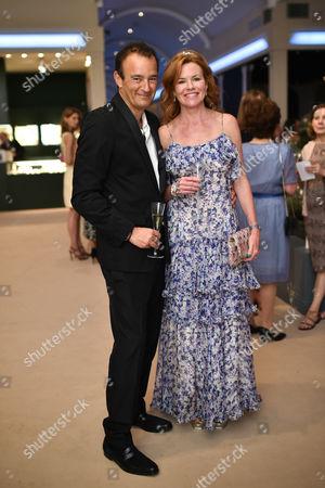 David Morris and Erin Morris