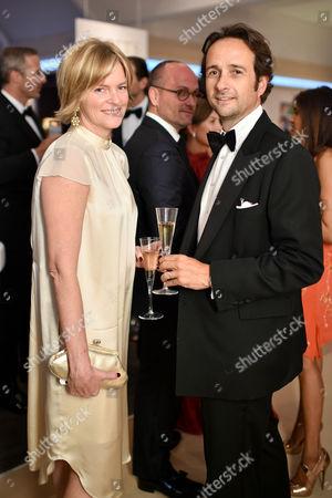 Lady Dundas and Matt Hermer