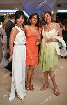 Editorial image of NSPCC Neo-Romantic Art Gala at Royal Hospital Chelsea, London, Britain - 30 Jun 2015