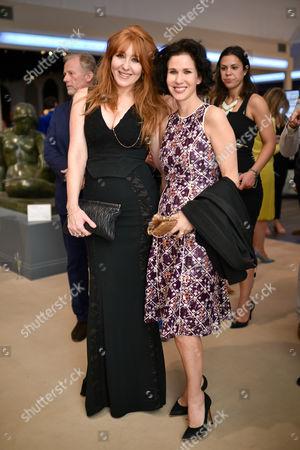 Charlotte Tilbury and Mollie Dent-Brocklehurst