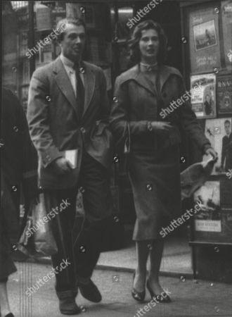 Christopher Loyd With His Wife Joanna Loyd (nee: Joanna Smith Bingham). Box 0589 180615 00167a.jpg.