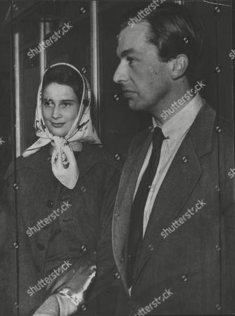 Christopher Loyd With His Wife Joanna Loyd (nee: Joanna Smith Bingham). Box 0589 180615 00168a.jpg.