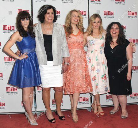 Heather Lind, Lynne Meadow, Jennifer Mudge, Alicia Silverstone,