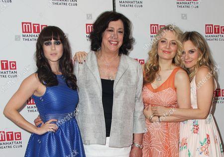 Heather Lind, Lynne Meadow, Jennifer Mudge, Alicia Silverstone