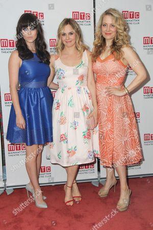Heather Lind, Alicia Silverstone, Jennifer Mudge