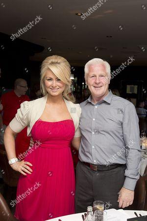 Jim Watt and daughter Michelle Watt