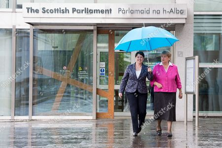 Ruth Davidson and Annabel Goldie