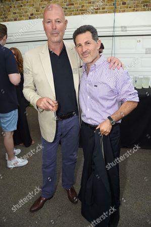 Simon Oakes and Josh Berger