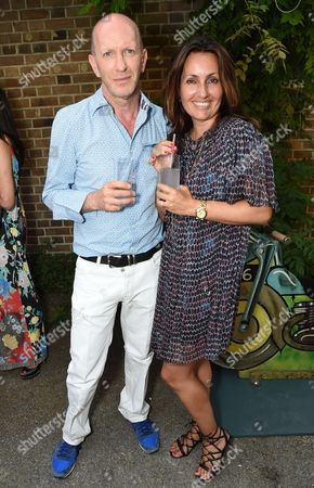 Editorial picture of Jonathan Yeo Summer Party, London, Britain - 01 Jul 2015