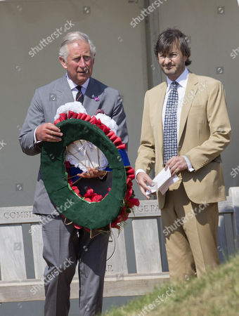 Editorial image of Prince Charles unveils a memorial dedicated to COPP heroes on the  Seafront, Hayling Island, Hampshire, Britain - 01 Jul 2015