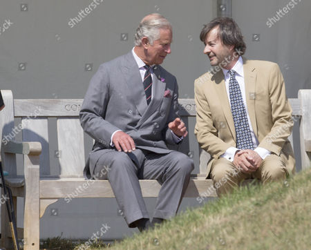 Editorial picture of Prince Charles unveils a memorial dedicated to COPP heroes on the  Seafront, Hayling Island, Hampshire, Britain - 01 Jul 2015