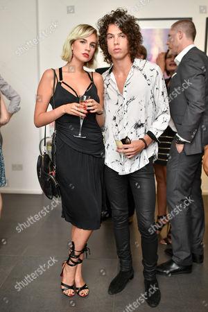 Nikita Andrianova and Todd Dorigo