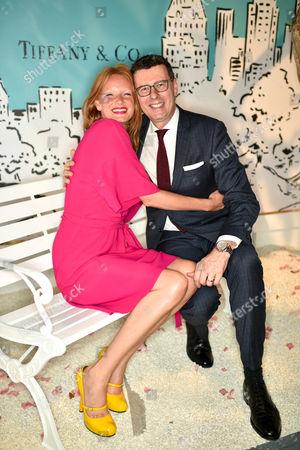 Olivia Inge and Barratt West