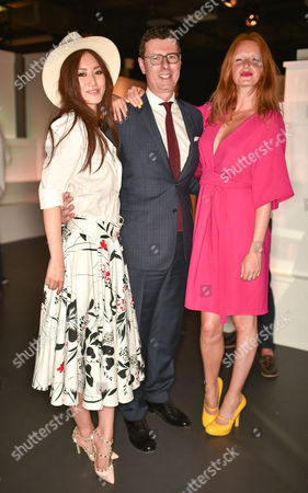 Betty Bachz, Barratt West and Olivia Inge