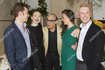 Editorial image of 'The Importance of Being Earnest' play press night after party, London, Britain - 01 Jul 2015
