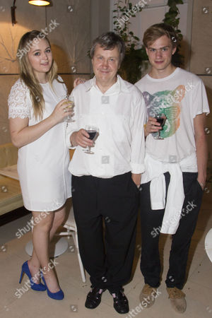 Rose Noble, Adrian Noble (Director) and Jude Noble
