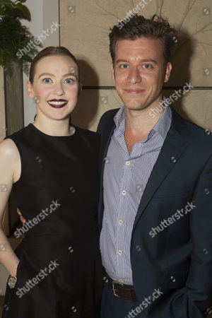 Imogen Doel (Cecily Cardew) and Philip Cumbus (Algernon Moncrieff)