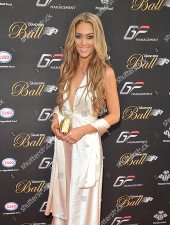 Editorial picture of The Grand Prix Ball, London, Britain - 01 Jul 2015