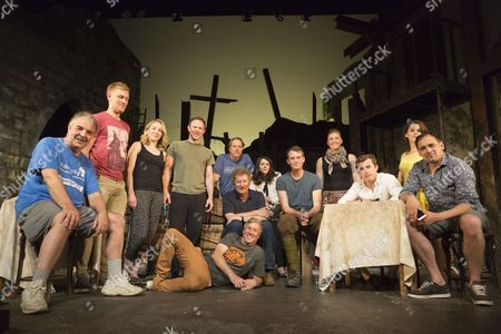 Editorial photo of Birdsong Play at Richmond Theatre, London, Britain - 29 Jun 2015
