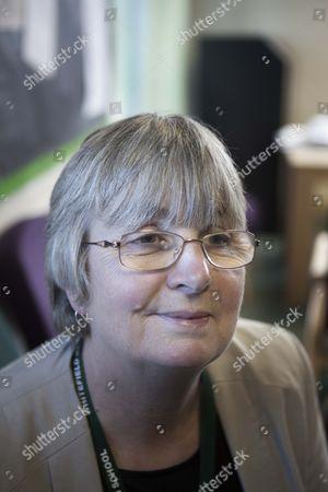 Headteacher, Liz Rymer