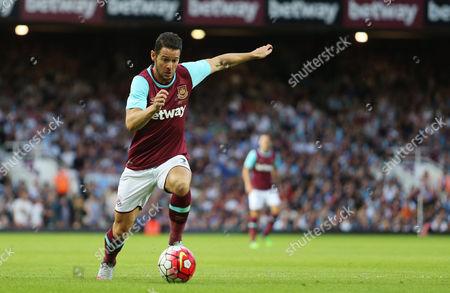 Matthew Jarvis of West Ham.